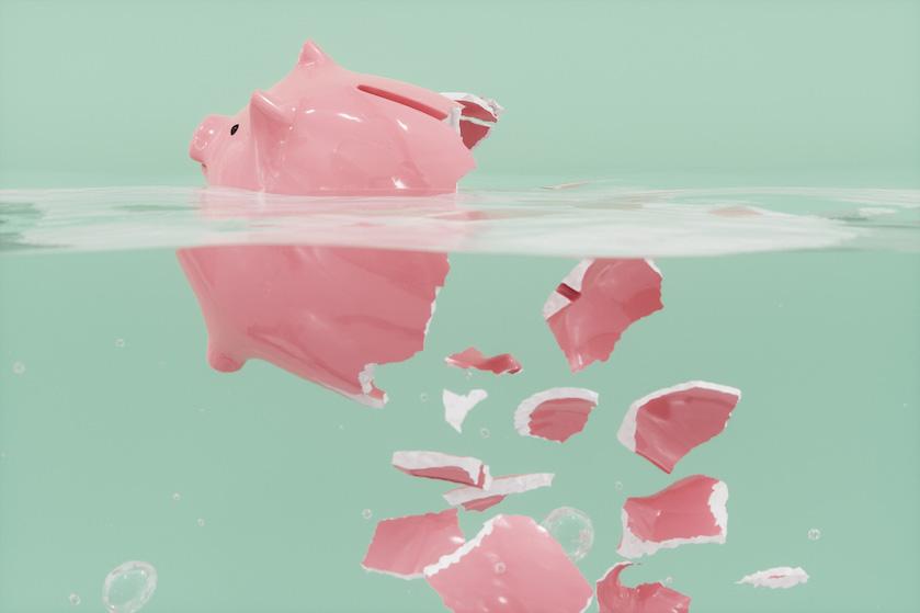 Huishoudboekje van Angéla (34): 'Geld op de spaarrekening zetten, trekt me niet'