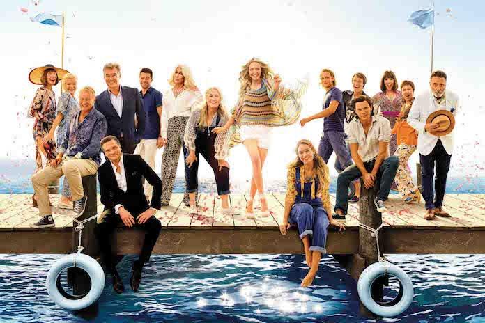 Win: 4x 'Mamma Mia: Here We Go Again'-pakketten met o.a. twee filmtickets en een strandtas