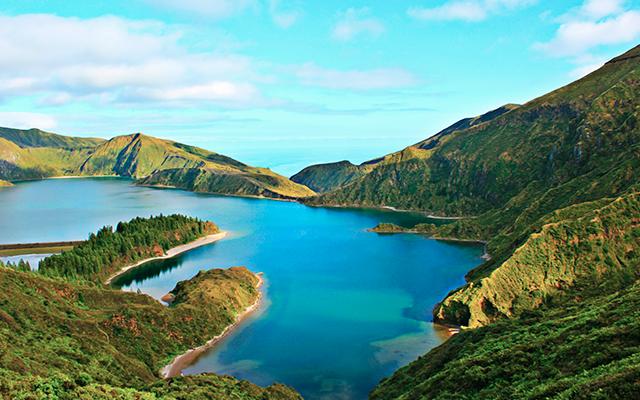Vergeet de Caraïben, deze exotische eilandengroep vind je veel dichter bij huis