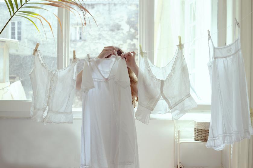 Je witte was wit krijgen én houden? 'Zet 'm eens op 90 graden'