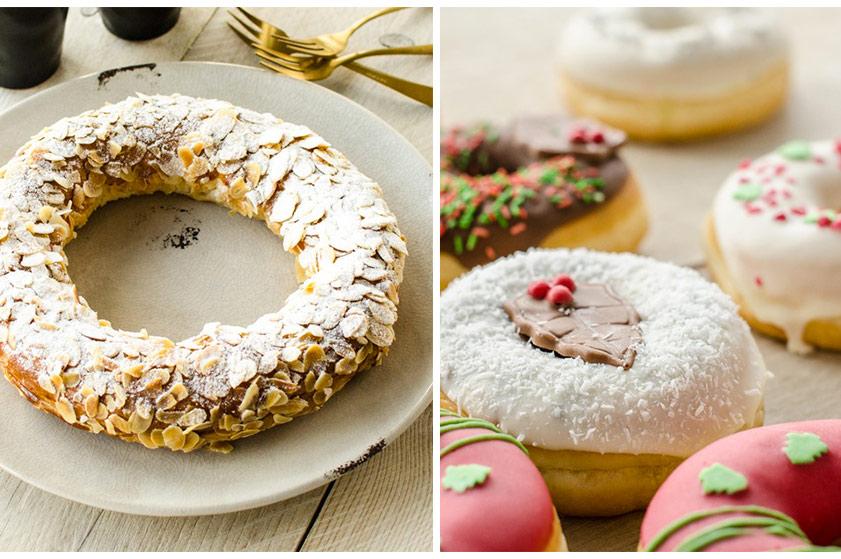 WIN: 8 x €40 voor een lekkere kersttaart of smakelijke gebakjes van Greetz