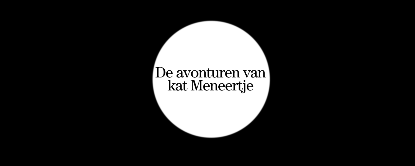 ZIEN: Kat Meneertje aflevering #10