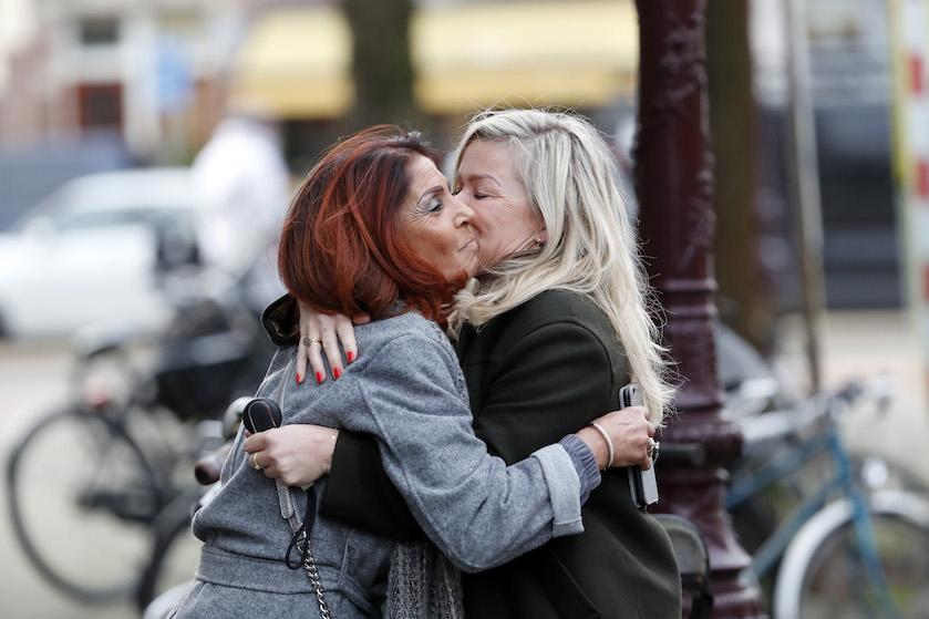 Bridget blikt met ex-schoonmoeder Rachel terug op tripje naar Rome: 'Next stop, Barcelona!'