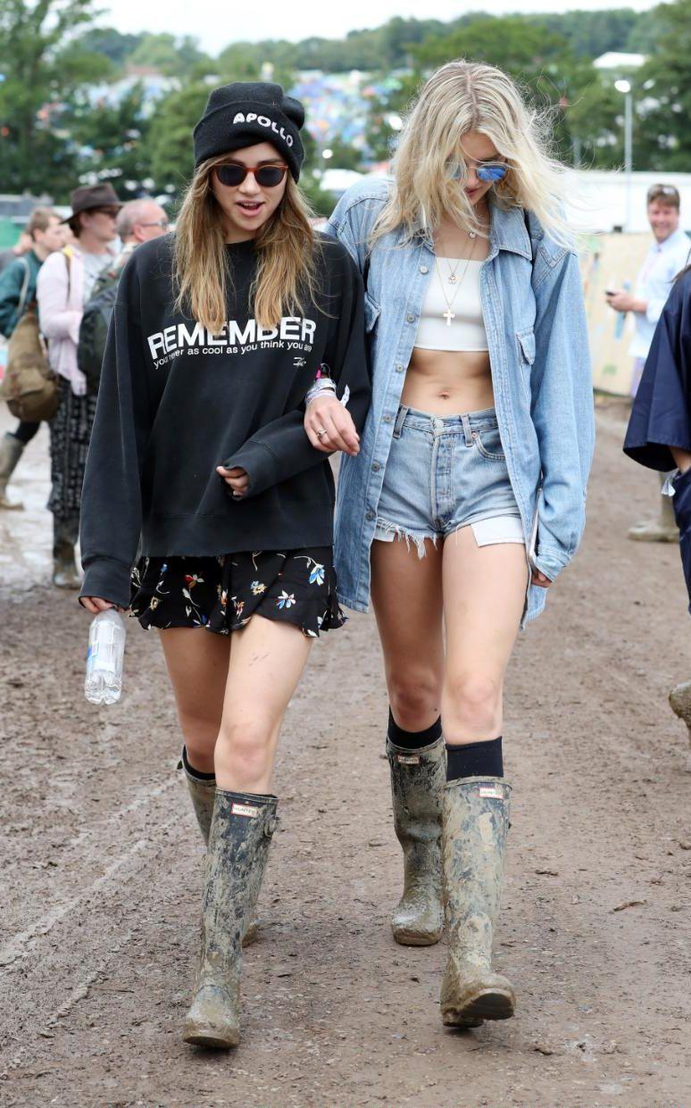 ZIEN: Dit zijn de beste outfits van Glastonbury