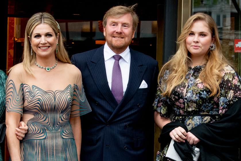 Koningspaar reageert voor het eerst op besluit van Amalia over toelage: 'Wij steunen haar echt volledig'