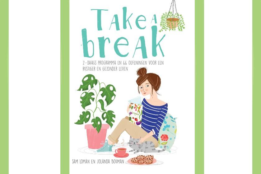 WINNEN: 5x cadeauboxje 'Take A Break' voor een relaxter leven