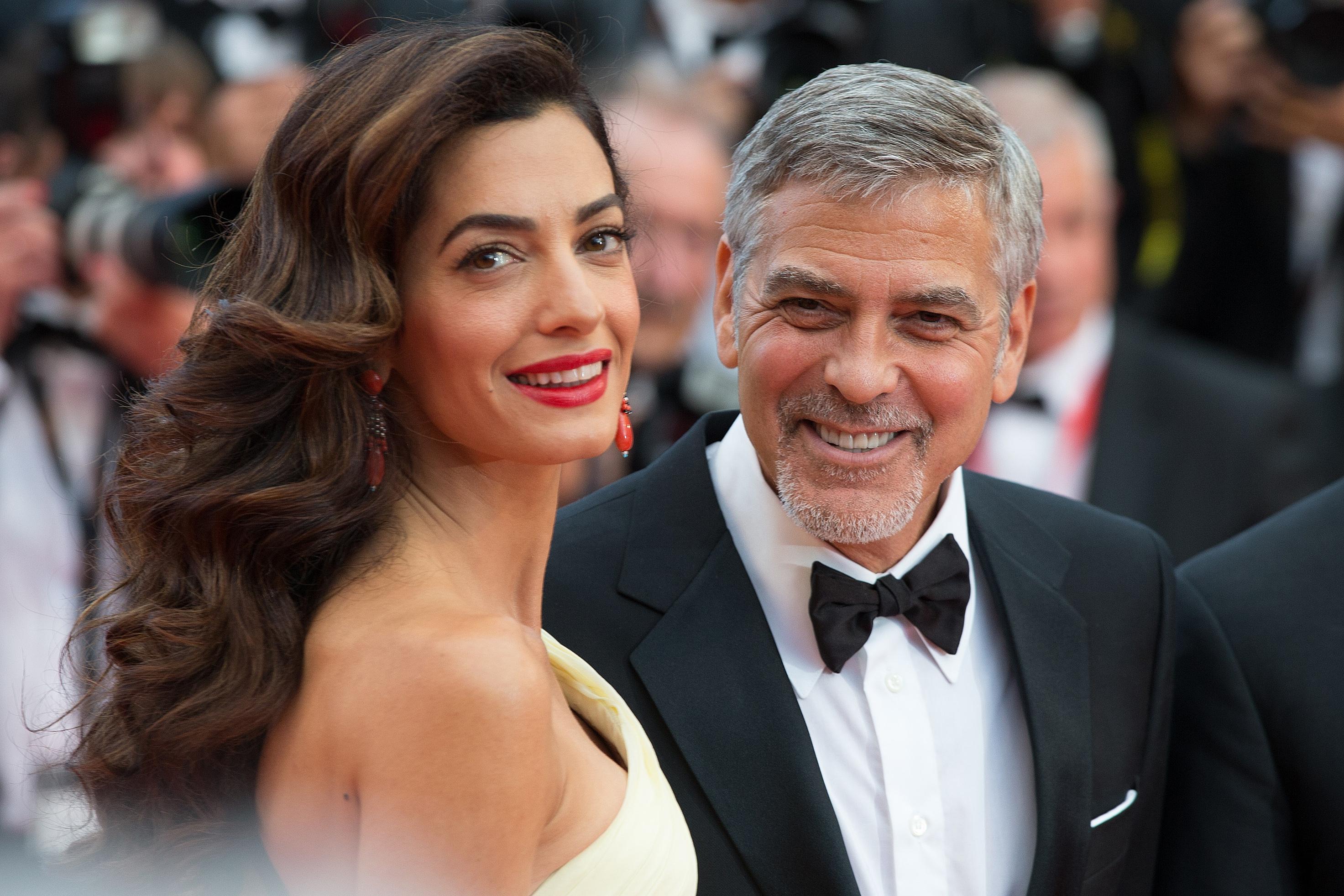 De Clooney-tweeling is geboren en dít zijn de namen