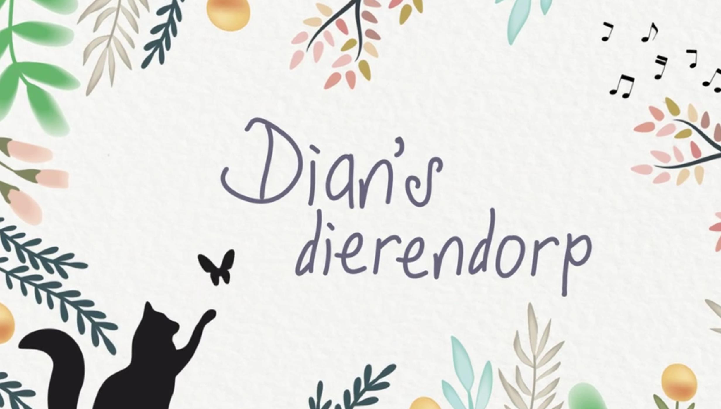 """Dierenvlogger Dian: """"Hoezo zorgen in de natuur alleen vrouwtjes voor het kroost?"""""""