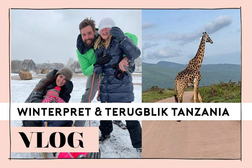 Flair TV: Kirsten blikt met bijzondere beelden terug op zonnige gezinsvakantie in Tanzania