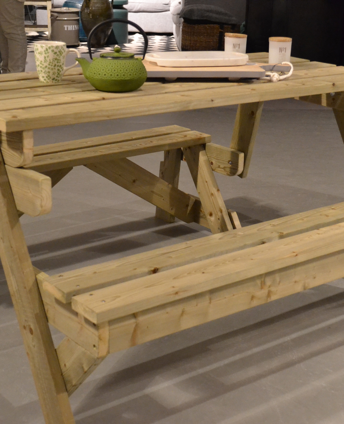 Win een TipTop Picknicktafel 2in1