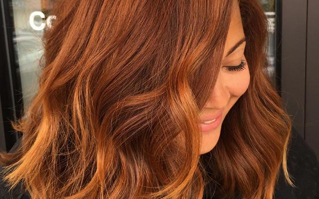Pumpkin spice hair is onze nieuwste obsessie
