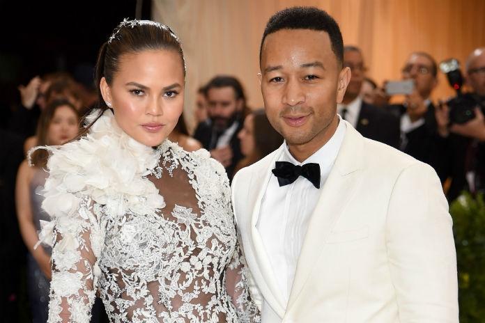 Geweldig: Chrissy Teigen en John Legend verwachten tweede kind