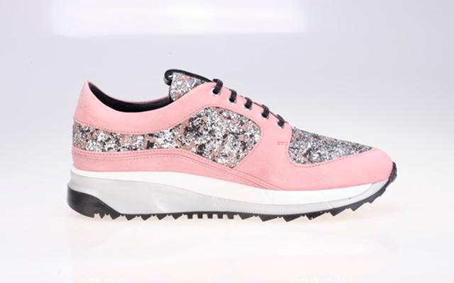 Karl Lagerfeld lanceert personaliseerbare sneakerlijn