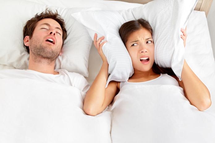 Snurkende partner? Dokter Rutger weet raad