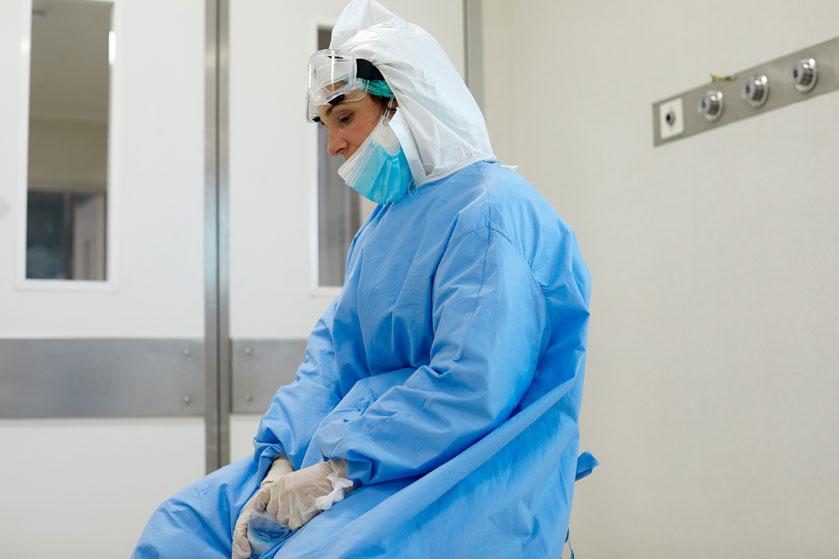 Ziekenhuizen houden hart vast voor onzekere winter door dreigende griepgolf