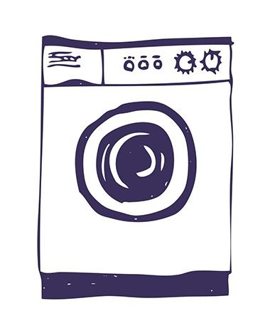 De wasmachine stinkt, help!
