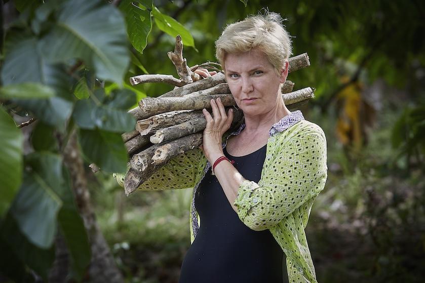 Met déze mede-Robinsonner zou Mariana 'zwoele avond' willen beleven