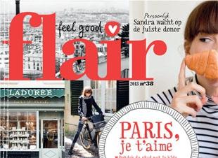 In het blad | Flair 38