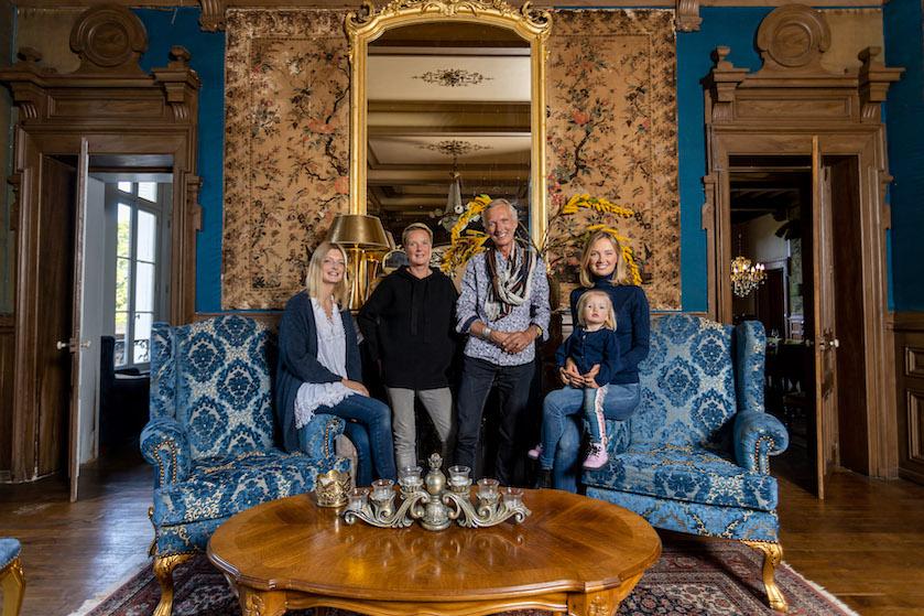 Chateau in de Achterhoek: 'in déze gigantische villa gaat de familie Meiland wonen'