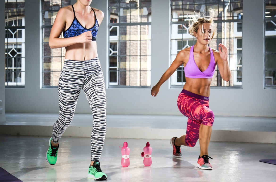 The Model Workout: train je hele lichaam in drie sets