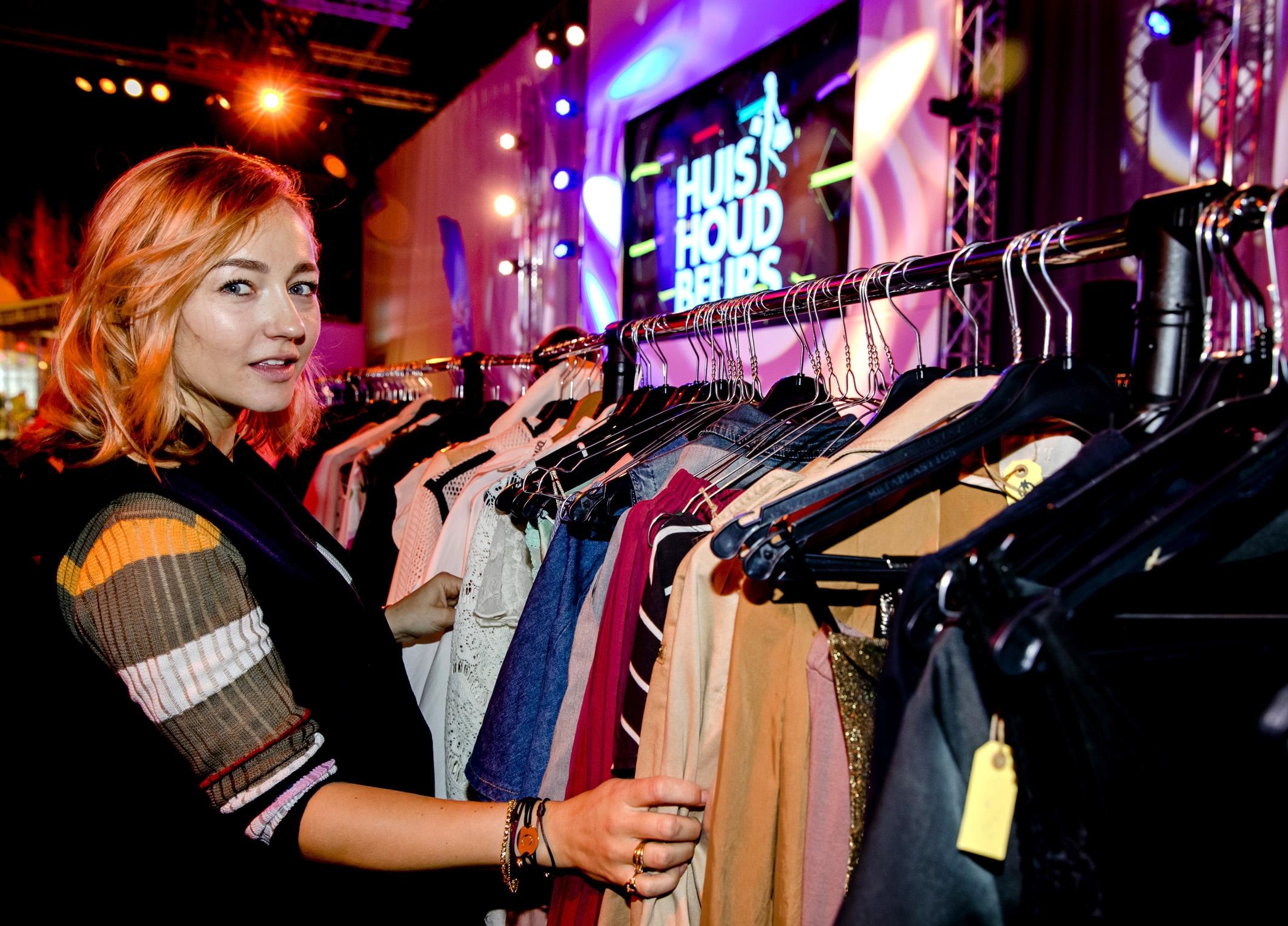 Scoor de kledingstukken van je favoriete BN'ers op de Huishoudbeurs