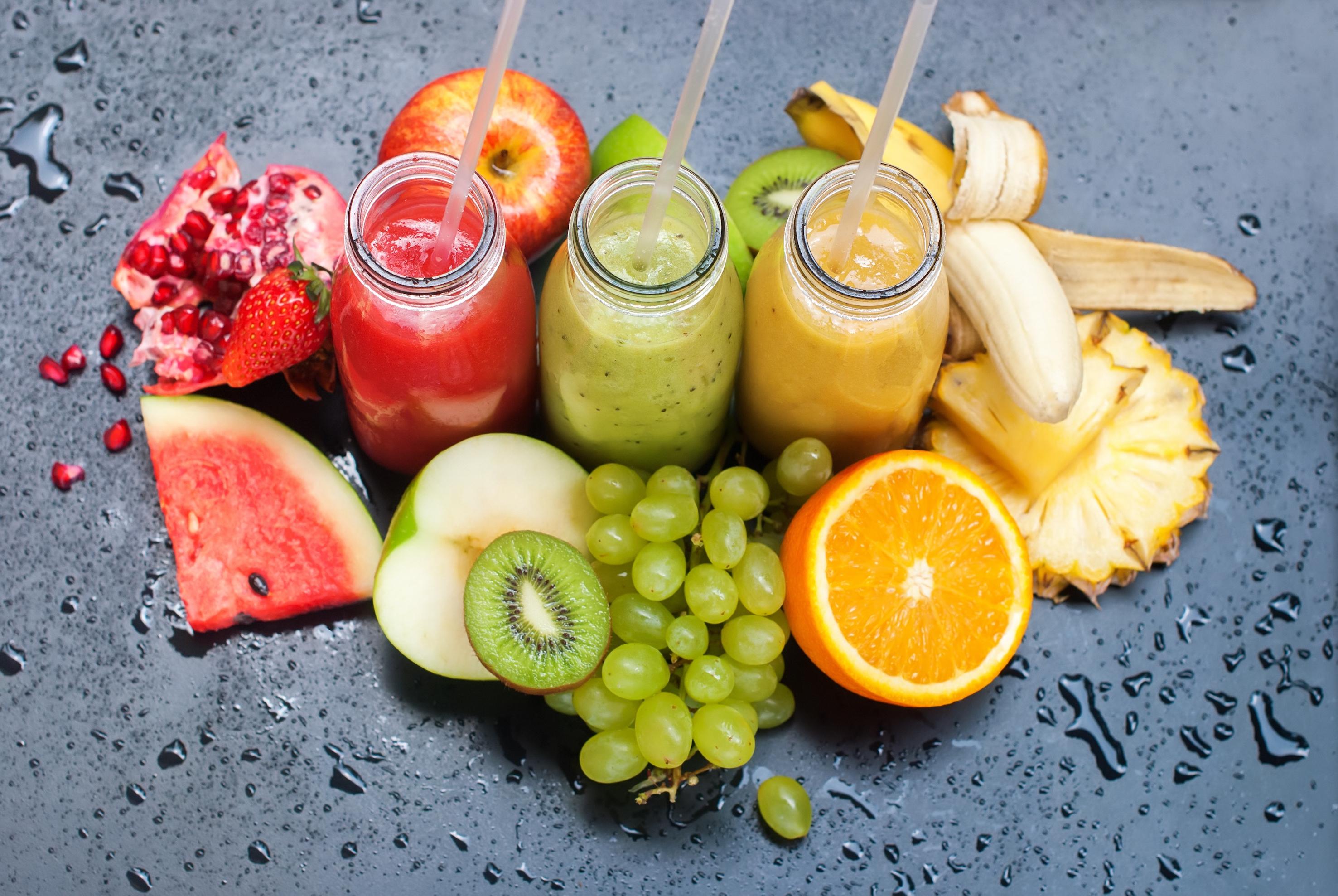 De gezondheidsvoordelen van groentesappen op een rij!