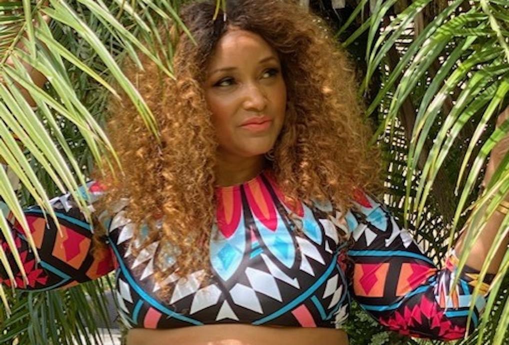 Body positivity influencer Saskia Olivieira: 'Spreken over coronakilo's is schadelijker dan je denkt'