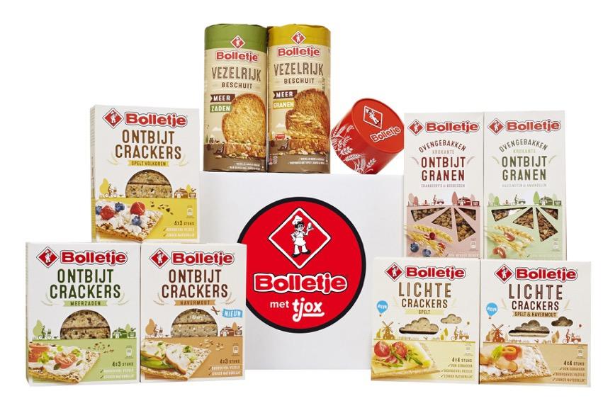 Hebben: Bestel snel deze Bolletje ontbijtbox voor €14.95 (t.w.v. €24.95)
