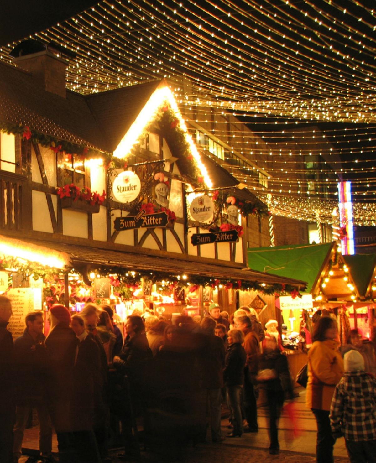 De leukste kerstmarkten van Duitsland!