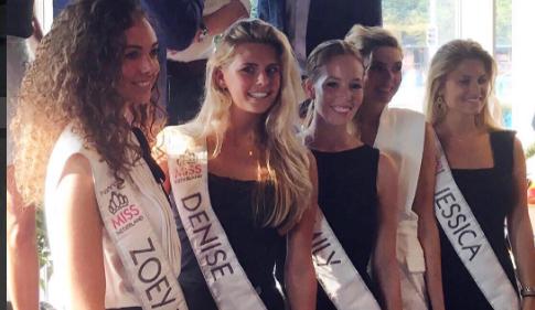 Dit is de nieuwe Miss Nederland!