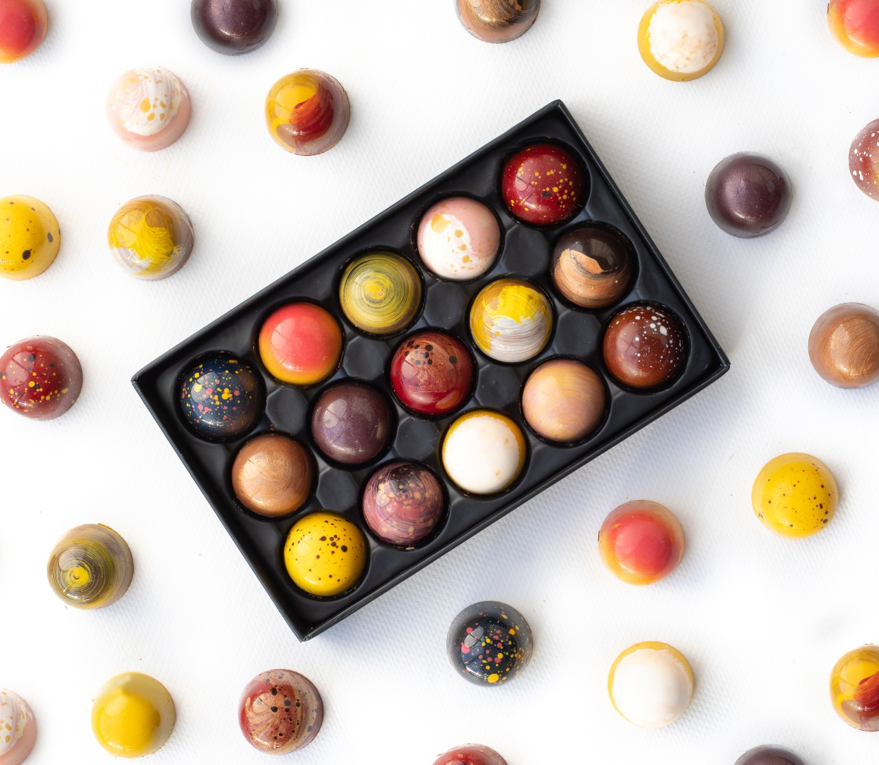 chocolade moederdag
