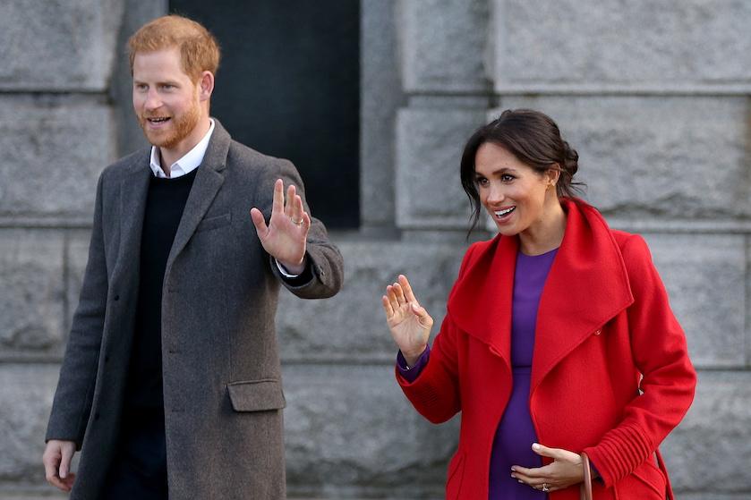 Lief! Dit zegt Meghan over Prins Harry als toekomstige vader
