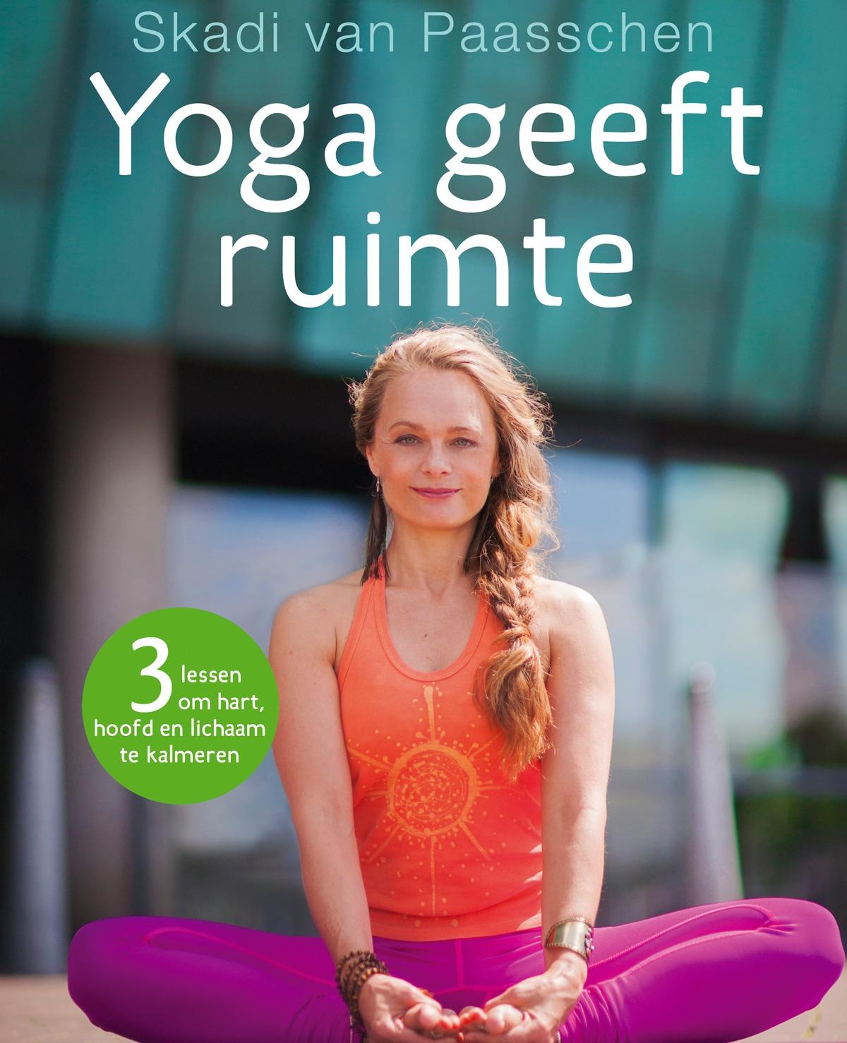 Win het boek 'Yoga geeft ruimte'