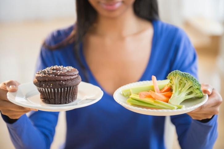 Waarom je 's middags makkelijker toegeeft aan verleidingen