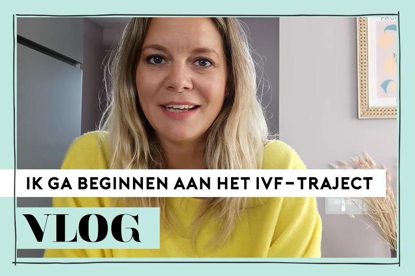 Eén jaar na dat Lilian begon aan haar avontuur: 'Ik begin aan het IVF-traject'