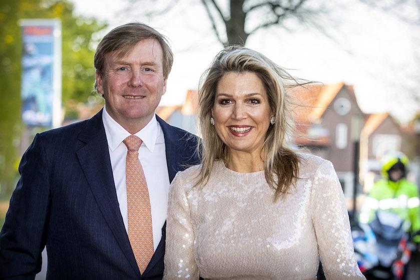 Haha, foutje: koning Willem-Alexander niet herkend op feestje