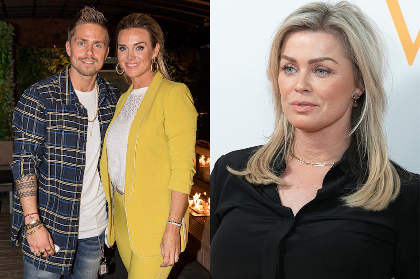 André verlaat Monique opnieuw 'voor andere vrouw': Bridget reageert voor het eerst op breuk ex