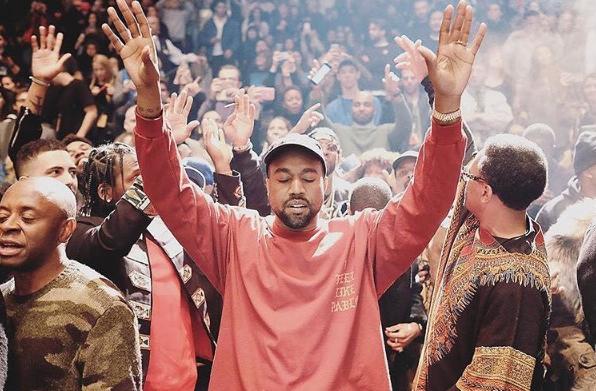 WOW: Kanye West cancelt rest van Saint Pablo Tour!