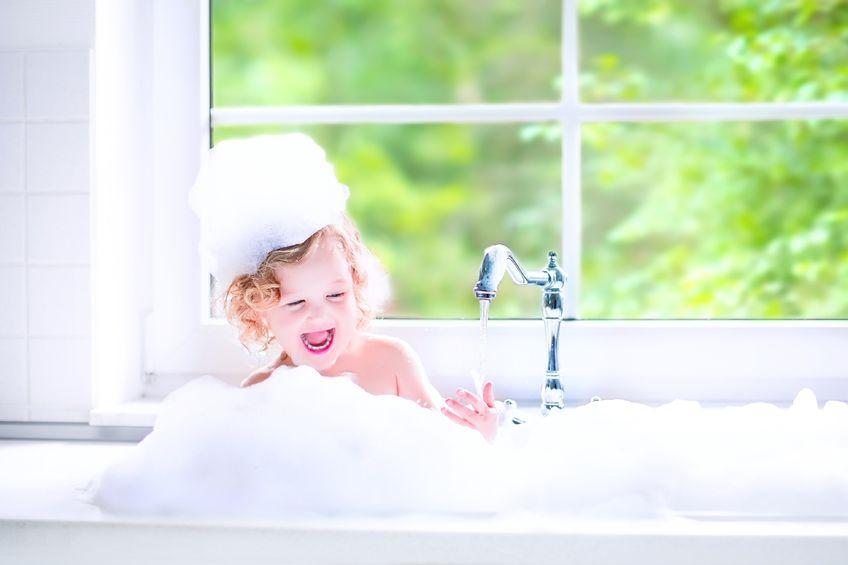 Handige tips voor kids in de badkamer