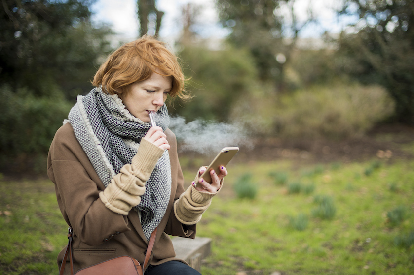 #Stoptober: waarom een e-sigaret ongezonder is dan je denkt