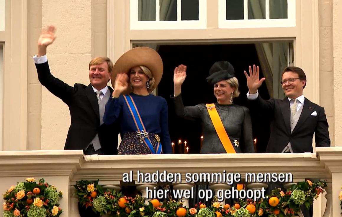 Daarom hebben Willem-Alexander en Máxima niet gestemd