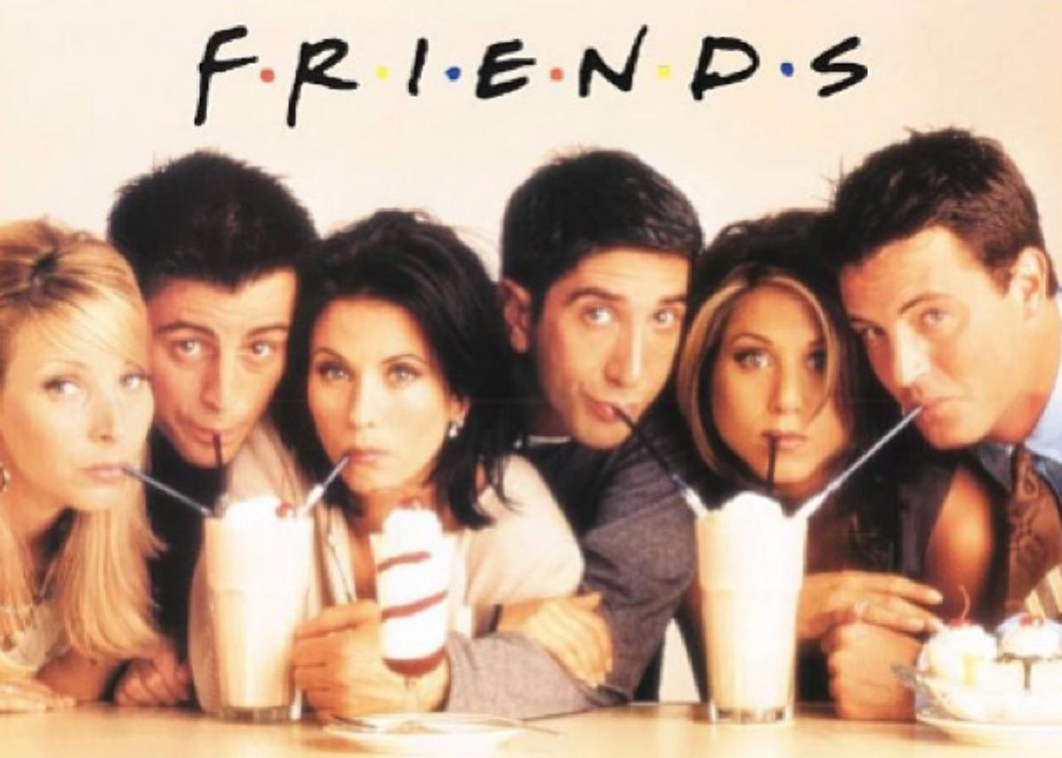 Er komt een musical van Friends!