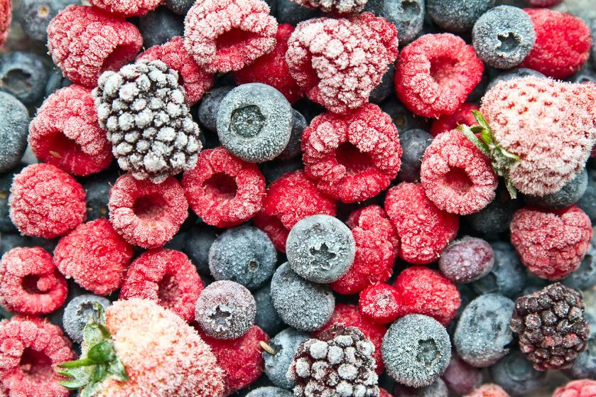 Dít is waarom bevroren fruit en groenten vaak beter zijn dan verse