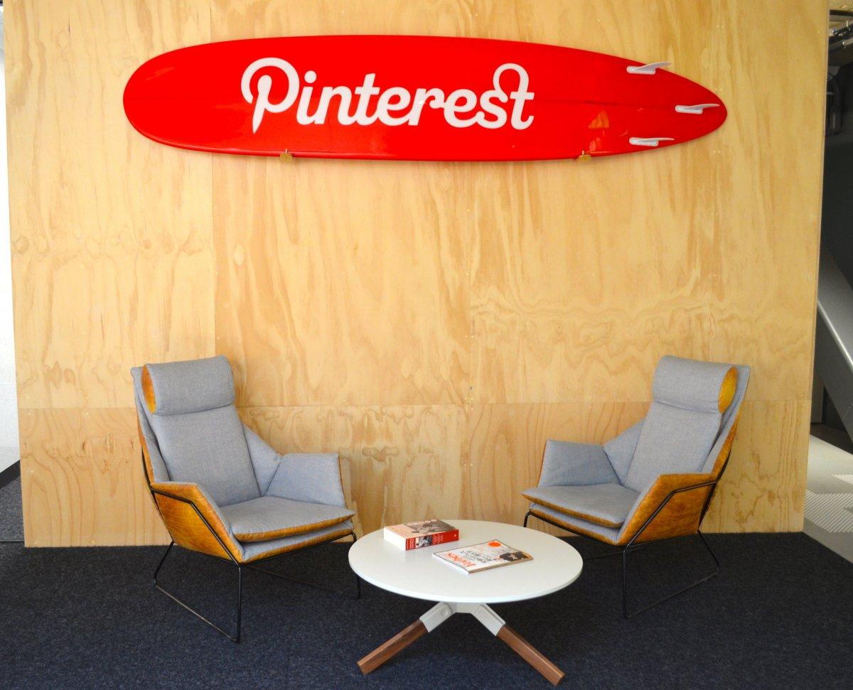 WAUW, het kantoor van Pinterest is mooier dan ons eigen huis