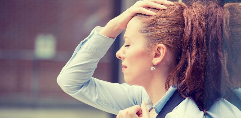 Kan stress de kans op een miskraam vergroten?