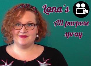 Lana's all purpose spray
