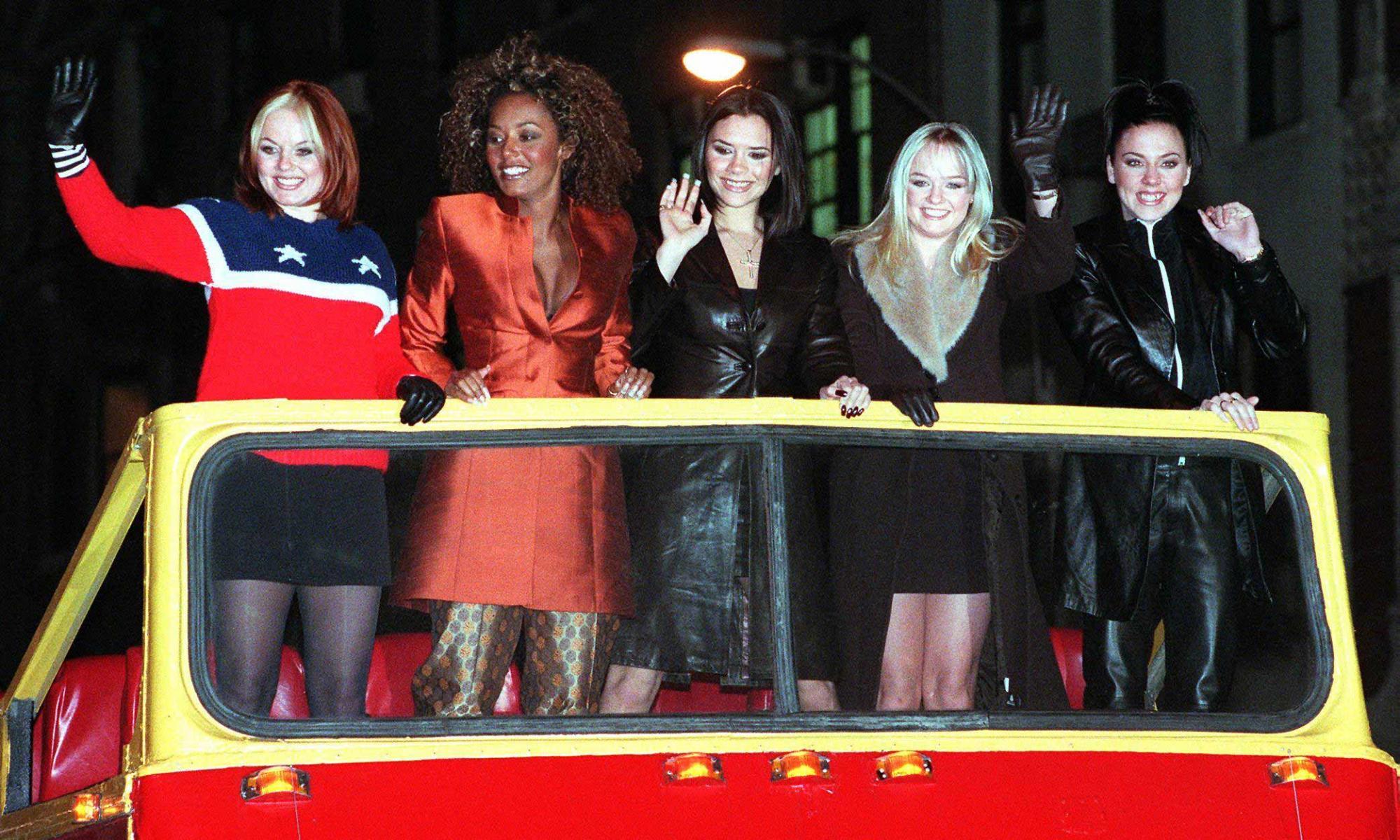 Terug in de tijd: de originele Spice Girls-bus is nu te huren als AirBnB