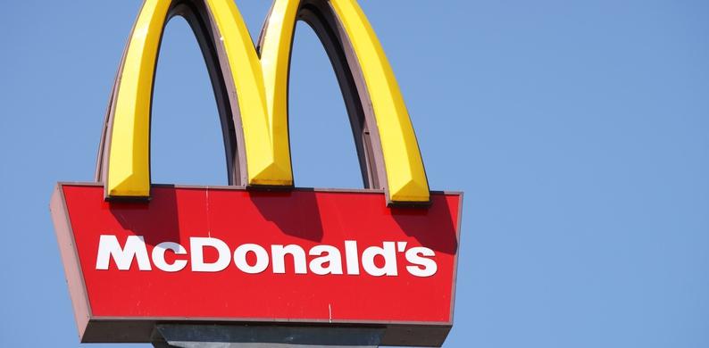 Wait, what? Verandert McDonald's van naam?
