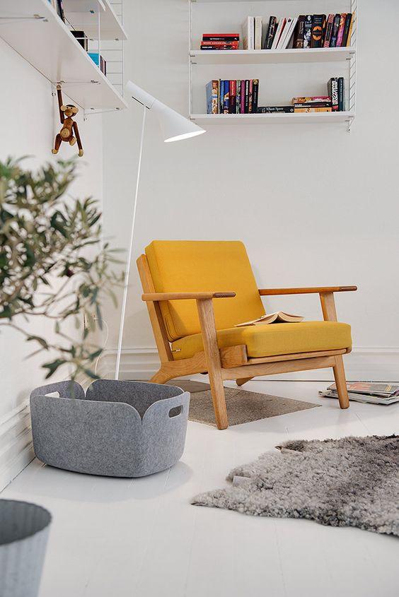 Pinspiration: gele accenten in je huis