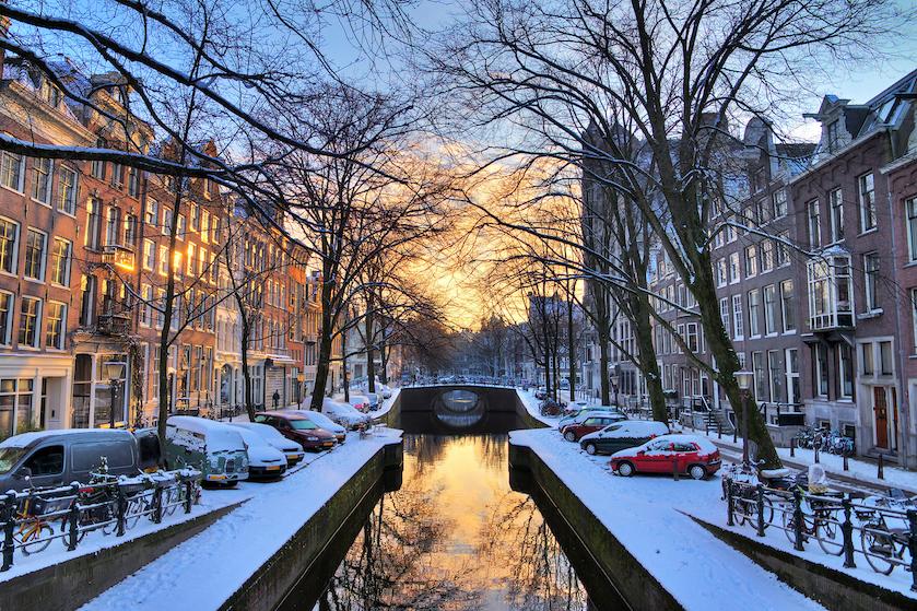 Volgens een meteoroloog: zo groot is de kans dat het nog gaat sneeuwen en vriezen
